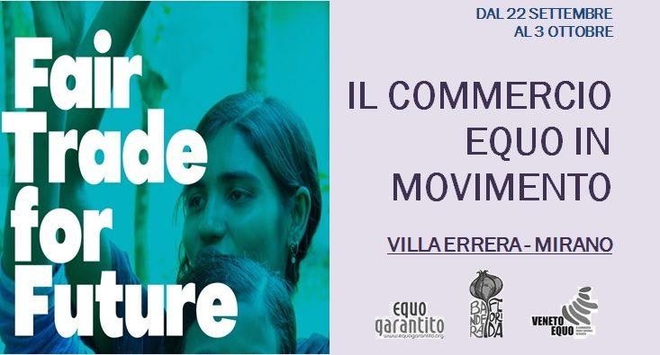 fair trade for future - il commercio equo in movimento