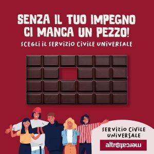 Campagna Servizio Civile Universale 2021